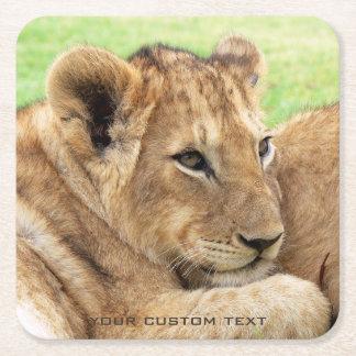 Baby Tiger custom coasters