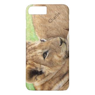 Baby Tiger custom monogram phone cases