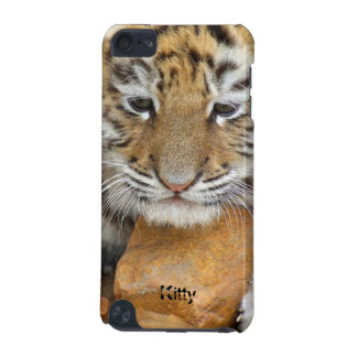 Baby tiger, wild cat iPod touch (5th generation) cases