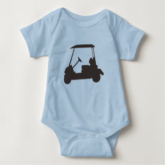 Baby & Toddler Design GOLF CART T-shirt