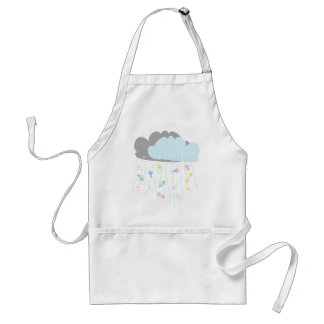 Baby Toy Shower/Baby Shower Invitation Standard Apron
