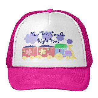Baby Train Hat