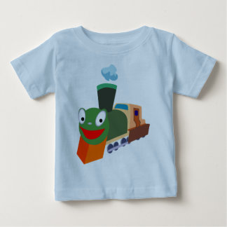baby train shirt. tee shirts