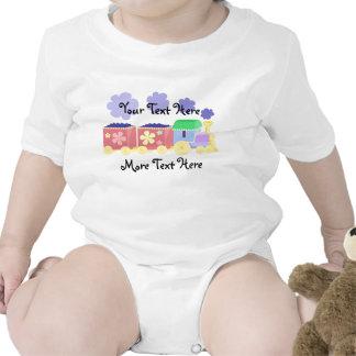 Baby Train Shirt