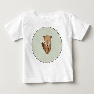 Baby Tshirt Little Fox