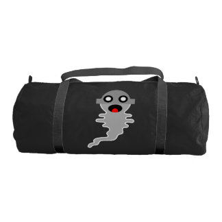 Baby Tsung-Jo, the Dark Duffle Returns Gym Bag