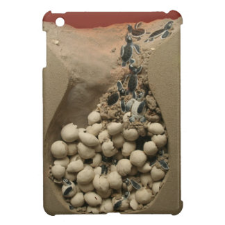 Baby Turtle Eggs Hatching Cover For The iPad Mini