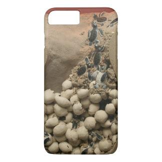 Baby Turtle Eggs Hatching iPhone 8 Plus/7 Plus Case