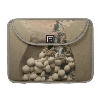 Baby Turtle Eggs Hatching Sleeves For MacBook Pro