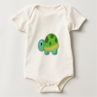 Baby turtle JezzyLala Turtle Baby Bodysuit