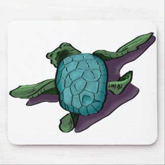 Baby Turtle Mouse Mat