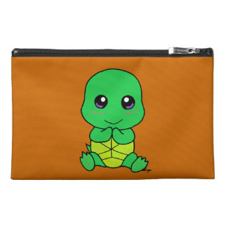 Baby turtle travel accessory bag