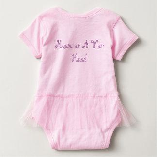 Baby TuTu bodysuit. Baby Bodysuit