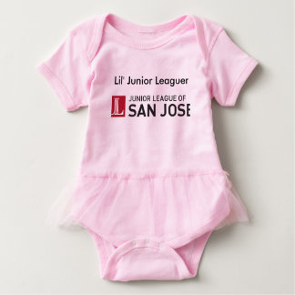 Baby Tutu for Your Future Junior Leaguer Baby Bodysuit