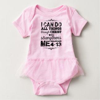 Baby Tutu Philippians Outfit Baby Bodysuit