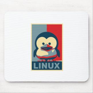 Baby Tux Linux Mouse Mat