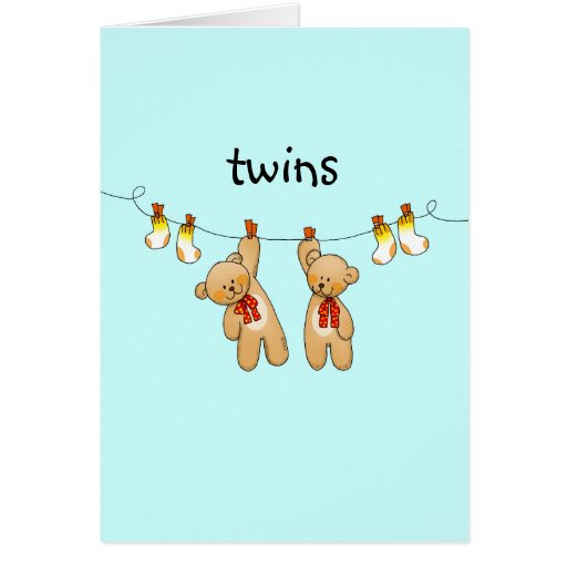 Twin Baby Invitations for awesome invitation sample