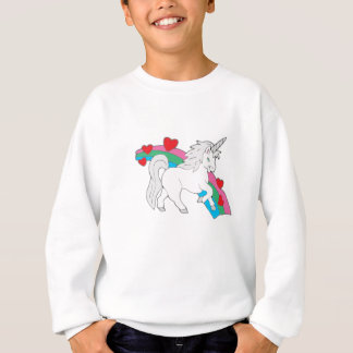 Baby-Unicorn Sweatshirt