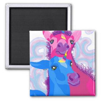 Baby Unicorns Magnet