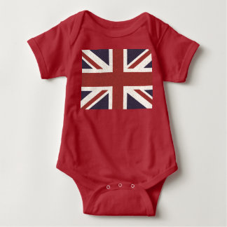Baby Union Jack Bodysuit