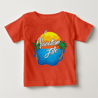 baby vacation tee