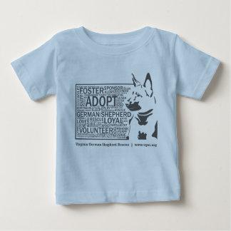 Baby VGSR Rescue tshirt