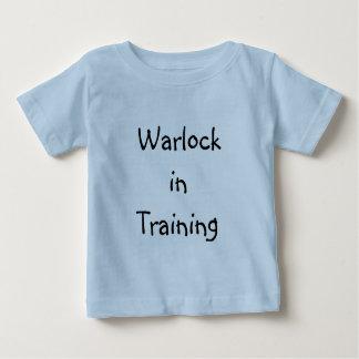 Baby Warlock in Training Baby T-Shirt