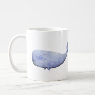 Baby Whale Coffee Mug