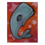 Baby Whale Post Card