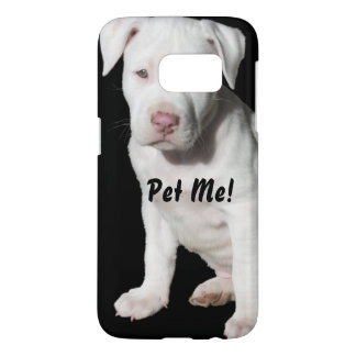 Baby White Pitbull Puppy