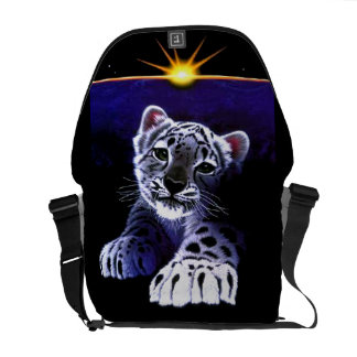 Baby White Tiger Commuter Bag