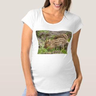 Baby Wild Boar Maternity T-Shirt