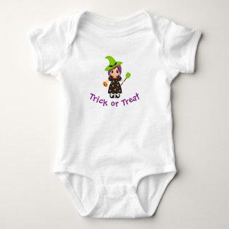 Baby Witch Baby Bodysuit