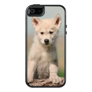 Baby Wolves OtterBox iPhone 5/5s/SE Case