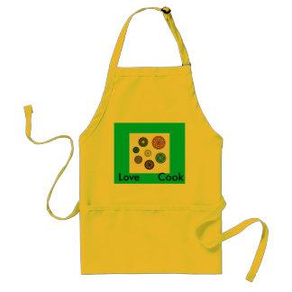 Baby Work 2, Love, Cook Standard Apron
