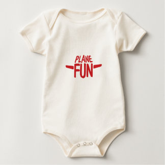 Baby Your Plane FUN! Baby Bodysuit