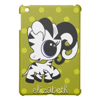 Baby Zebra Cover For The iPad Mini