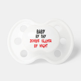 Baby Zombie Slayer Baby Pacifier