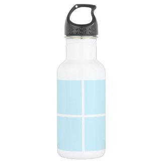 BABYblue Blanc BUY Blank or ADD TEXT n IMAGE love 532 Ml Water Bottle