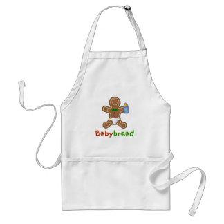 Babybread Gingerbread Man Standard Apron