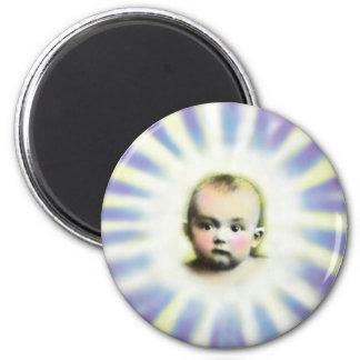 Babyface 6 Cm Round Magnet
