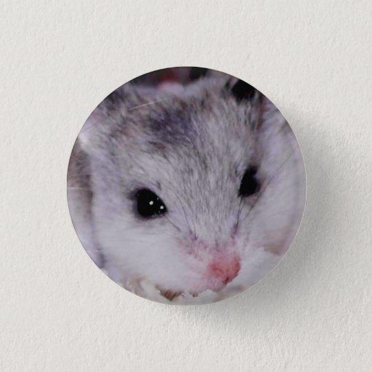 babyham 3 cm round badge
