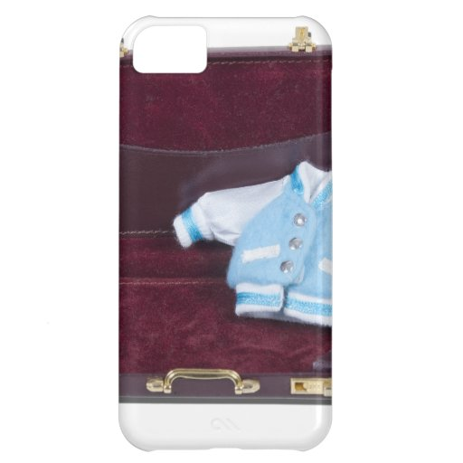 BabyLetterManJacketBriefcase090912.png Cover For iPhone 5C