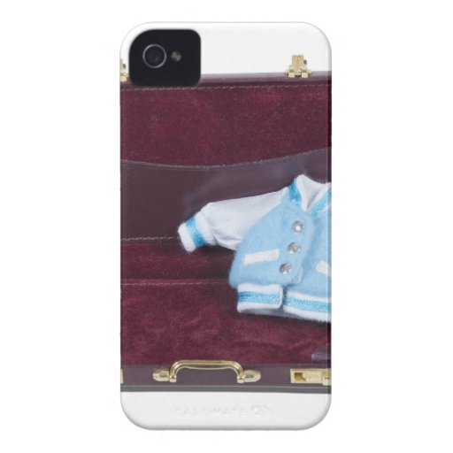 BabyLetterManJacketBriefcase090912.png iPhone 4 Case-Mate Cases