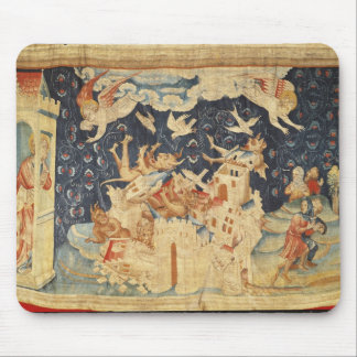 Babylon Invaded by Demons Mouse Mat