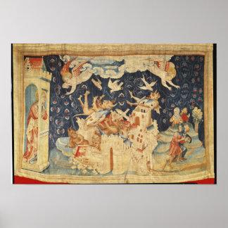 Babylon Invaded by Demons Poster
