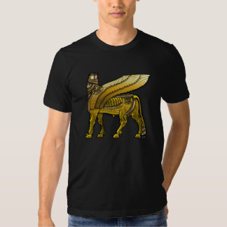 Babylonian Winged Bull Lamassu Shirt