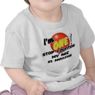 Baby's 1st Birthday Tshirts