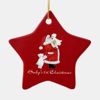 Babys 1st Christmas Christmas Ornament