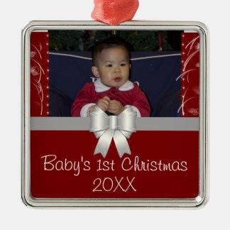 Baby's 1st Christmas Christmas Ornament
